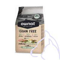 OWNAT Just Grain Free Poulet, 3 kg