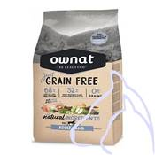 OWNAT Just Grain Free Agneau, 3 kg