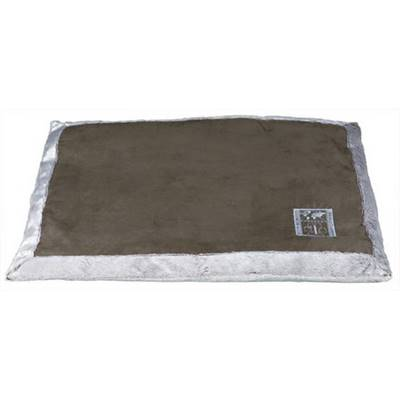Coussin Best of all Breeds 120 × 80 cm, gris clair/taupe