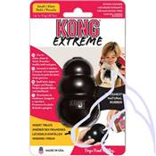 Jouets Chiens Kong TOY noir Small
