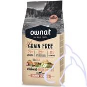 OWNAT Just Grain Free Poisson, 14 kg