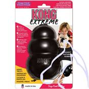 Jouets Chiens Kong TOY noir Extra Grand