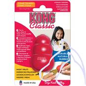 Jouets Chiens Kong TOY rouge XSmall