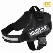 Harnais Power Julius-K9® IDC 3/XL–XXL: 82–115 cm/50 mm, noir