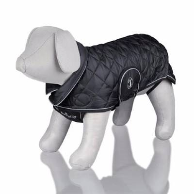 Manteau King of Dogs V 64–84 cm / L 62 cm, noir