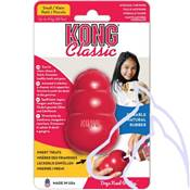 Jouets Chiens Kong TOY rouge Small