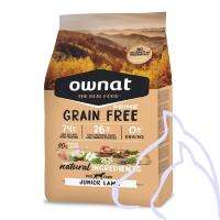 OWNAT PRIME Grain Free Junior Agneau (Chiot), 3 kg