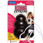 Jouets Chiens Kong TOY noir Medium