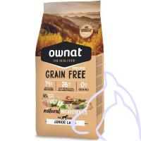 OWNAT PRIME Grain Free Junior Agneau (Chiot), 14 kg