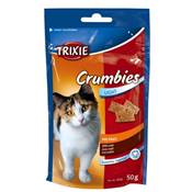 Friandises Anti-Hairball Crumbies avec malt 50 g